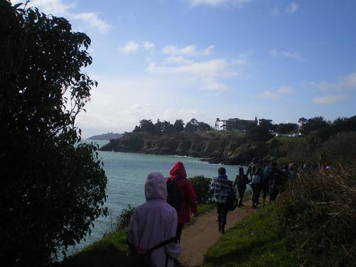 Voyage Jersey Mont St Michel St Malo 3ème jour