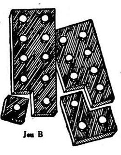 Plaquettes Herbinière-Lebert - jeu B