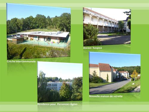 Visite à l'hôpital de la Mauldre de Jouars-Pontchartrain