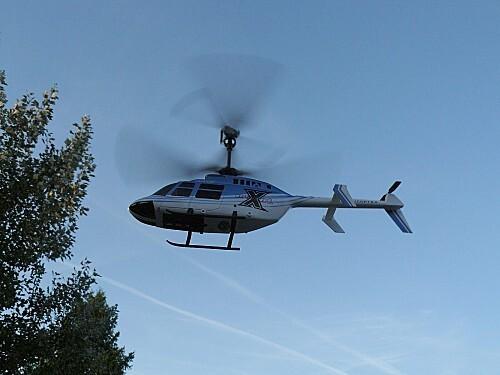 S030 Bell 206 Jet Ranger - SYMA