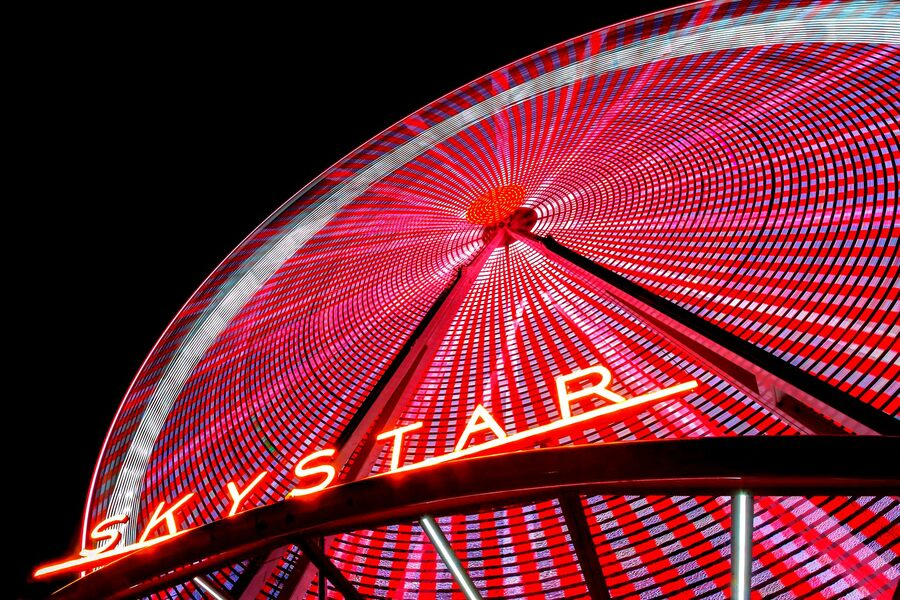 San Francisco - The Great Wheel