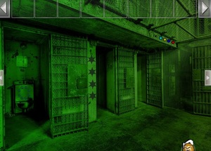 Jouer à Abandoned prison escape