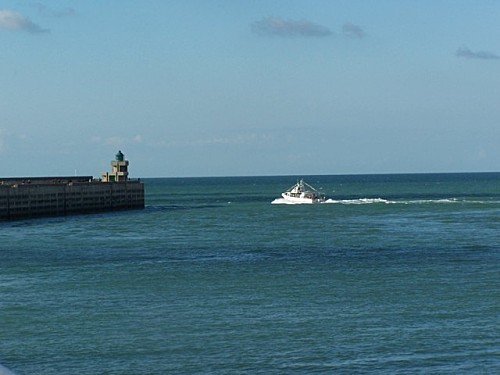 dieppe port 25