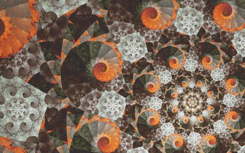 Textures graphiques - géométrie