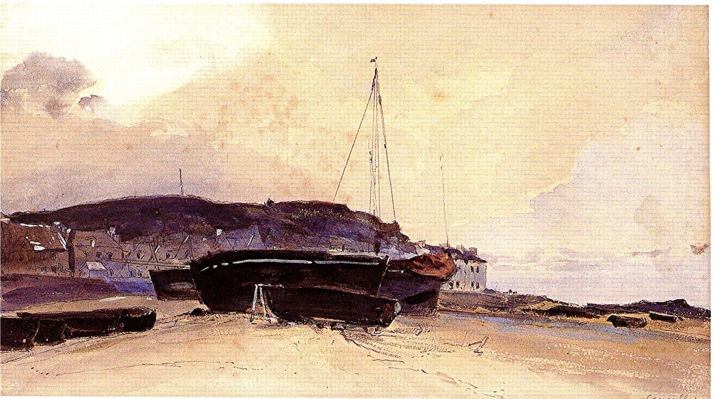 1-Cancale 1860....