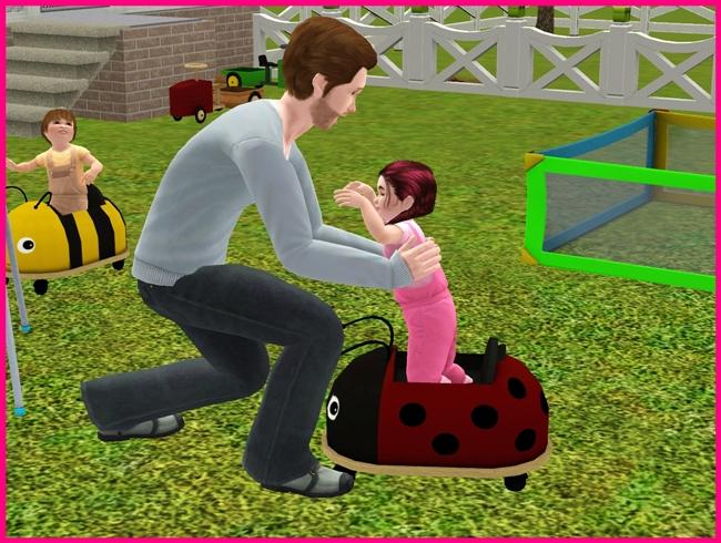 Chapitre 27 : Un week-end romantique et les enfants profitent.