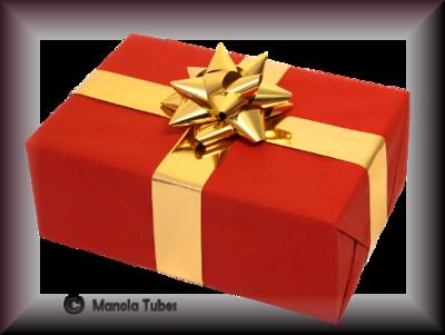 Tube cadeau 2983