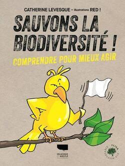 Livre - Sauvons la biodiversité !