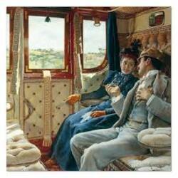 RÊVÉ POUR L'HIVER.......Arthur Rimbaud. (1854 – 1891)