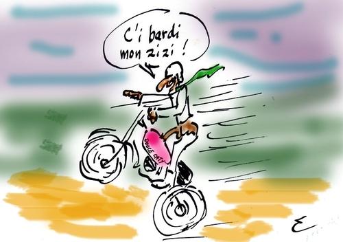 moto/easy rider/paris.dakar