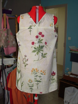 Xerea Dress de chez Pauline Alice