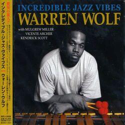 Jazz : Warren Wolfe
