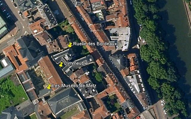 Rue de Chèvremont à Metz 15 mp1357 2010