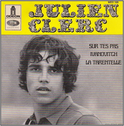 Julien Clerc - Ivanovitch (1968)