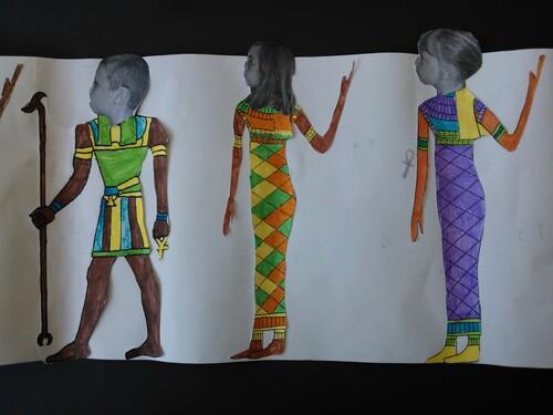 Petit détour par l'Egypte