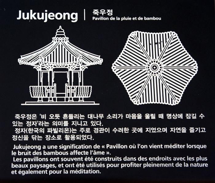 Le Jardin de Séoul.