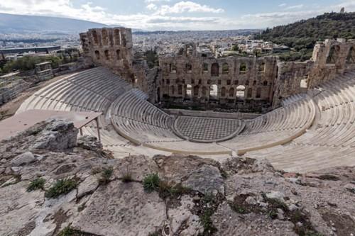 Grèce – Drames, dramaturges et théâtre