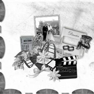 **Film en noir et blanc**
