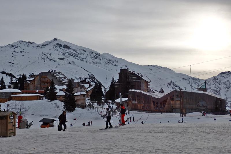 Avoriaz, décor d'hiver (#1)