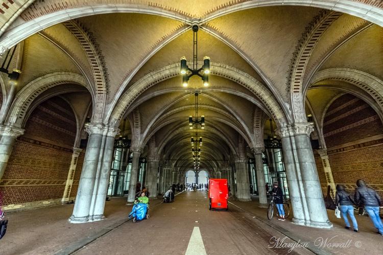 Pays-Bas : Amsterdam, Rijks Museum 1/