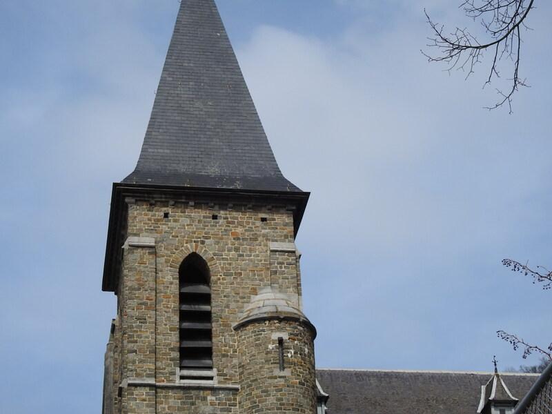 Dinant en Belgique