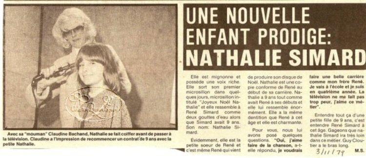 Biographie de Nathalie