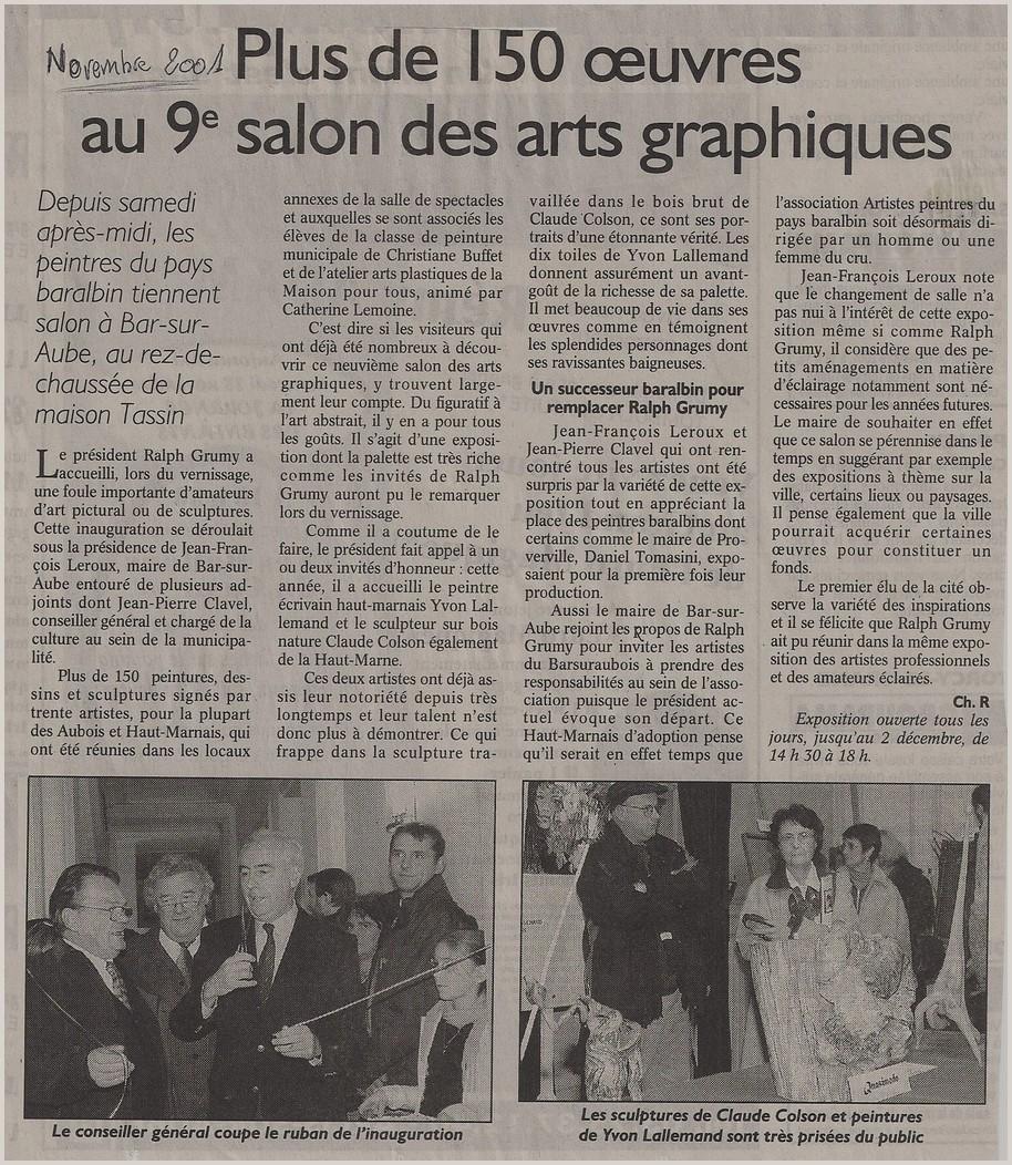 Salon des Arts Graphiques