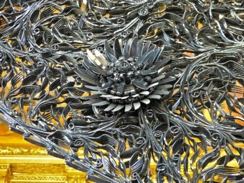 Vasconcelos Versailles Coeur indépendant noir 0948