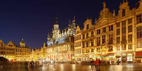 Hommage à Bruxelles