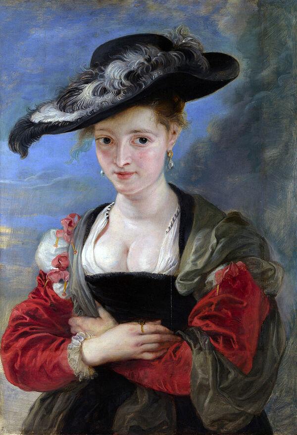 Samedi - Le tableau du samedi : Femme portant chapeau