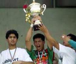 Finale Cadets : MCA - CRB 2-0 saison 2005/2006