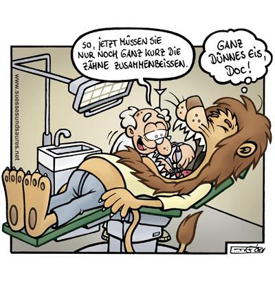 Sadist | die wunderbare Welt der Zähne