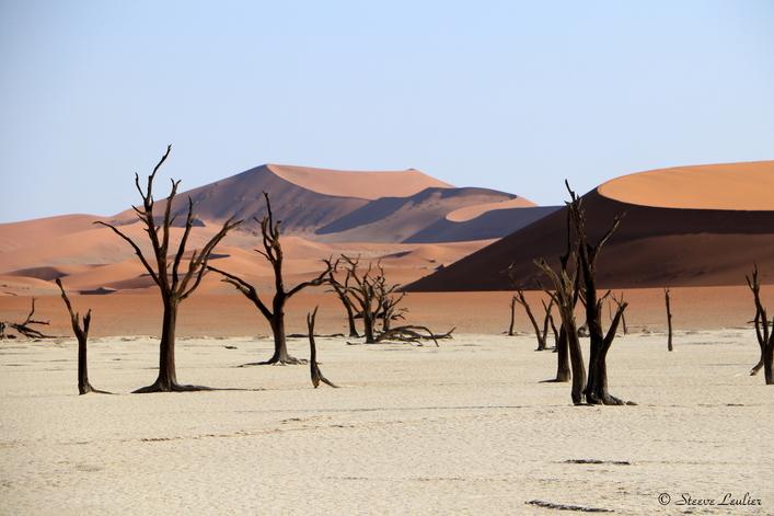 Erg du Namib, Namibie 2017