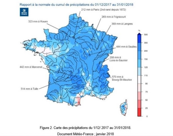 Une étude passionnante de Pierre Potherat sur les inondations en pays Châtillonnais