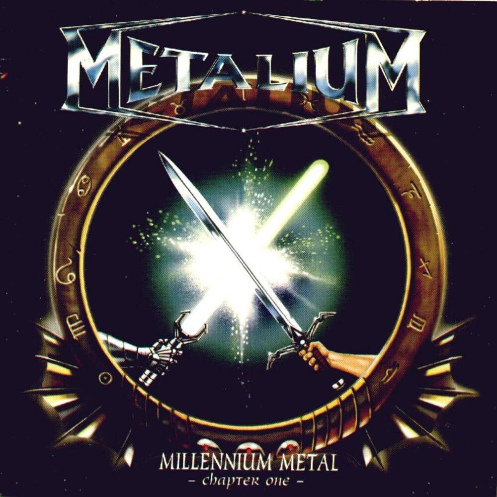 Metalium - Millennium Metal (1999)