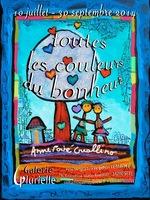 Des affiches, des dépliants, des flyers... Poiré Guallino