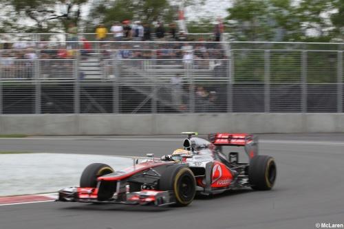 McLaren a pour objectif le titre en 2012 !