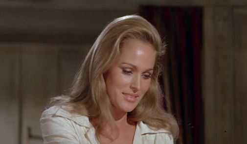 4 DU TEXAS - ursula andress