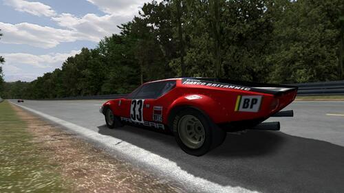 De Tomaso Pantera LM 1972
