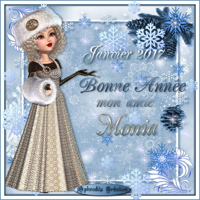 Cadeau pour Monia