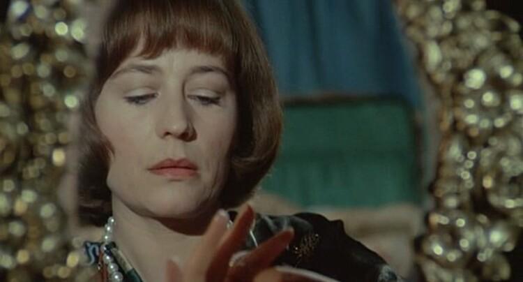 ANNIE GIRARDOT- JEAN ROCHEFORT-LES FEUX DE LA CHANDELEUR 1972