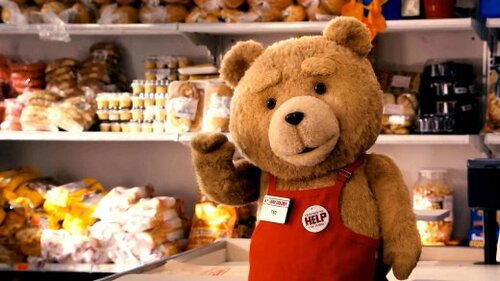 Ted : un film remarquable