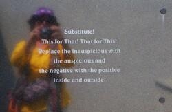 Le jardin du silence 5 -la réflexion