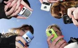 Les ados et le téléphone portable