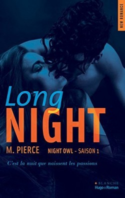 Couverture de Night Owl, Tome 1 : Long Night