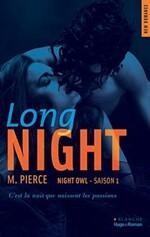 Chronique Long Night saison 1 M.Pierce