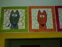 Le loup en arts visuels