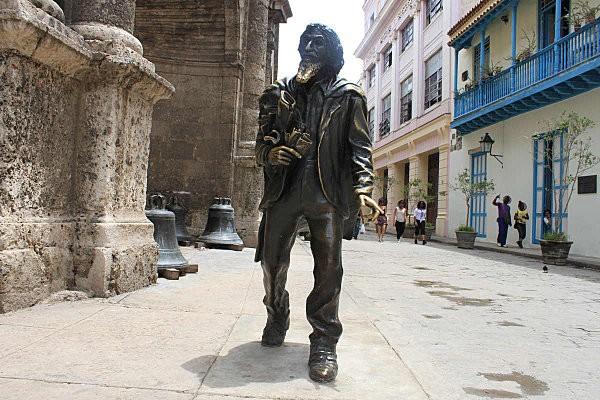 Cuba-La Havane(14) Basilique San Francisco