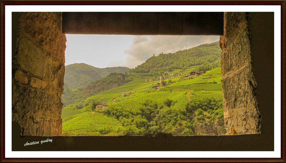 fenêtre sur vue