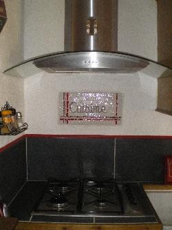 Frise de cuisine